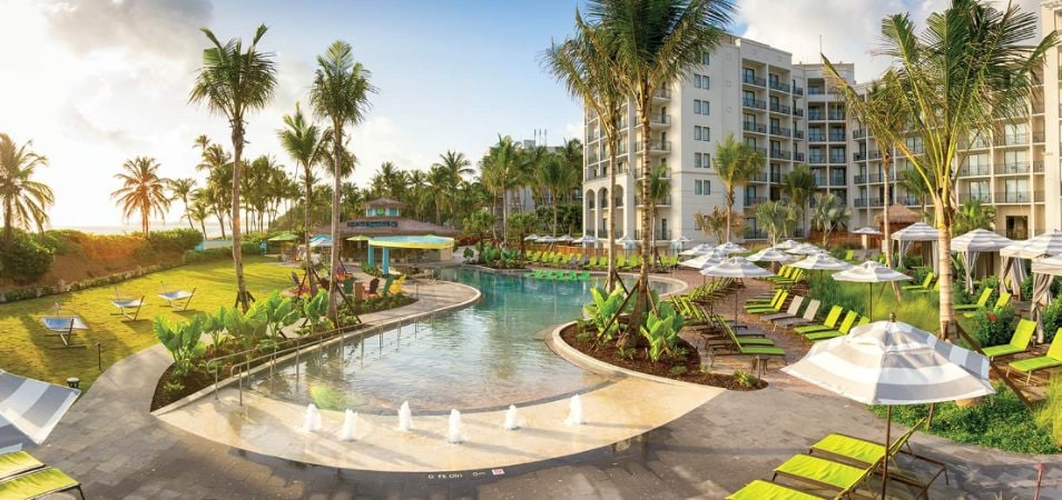 A Margaritaville Vacation Club by Wyndham resort